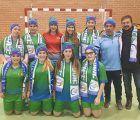 Las escuelas municipales de Sacedón ya tienen su himno, con el que quieren animar también al equipo de Tercera en su lucha por el título