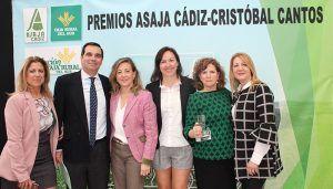 Los Premios Agrarios de ASAJA Cádiz reconocen el papel de las mujeres