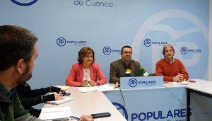Los senadores del PP de Cuenca defienden la caza y la tauromaquia por su contribución a la creación de empleo y la lucha contra la despoblación