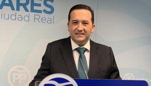"""Lucas-Torres """"Page y otros oportunistas socialistas quieren dar una imagen falsa para ocultar que están traicionando a España tanto como Sánchez"""""""