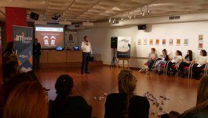 Más de 50 mujeres asisten al primer taller del programa Impulsa Mujer de la Diputación de Guadalajara