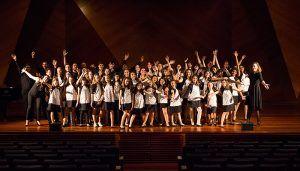 Música coral en el Teatro Moderno el viernes 15 de febrero
