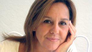María Dueñas, en Sigüenza este viernes