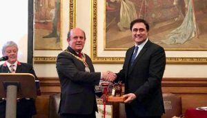 Mariscal destaca en Edimburgo la defensa del Grupo de Ciudades Patrimonio a favor de la cultura