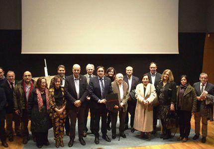 Mariscal destaca la contribución de Gustavo Torner al arte y al desarrollo socioeconómico de Cuenca