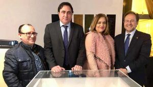 Mariscal destaca que la gestión del PP ha permitido conservar y rehabilitar edificios contando con los profesionales