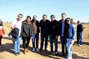 Maroto ¨Paco Núñez es el presidente del campo y de la agricultura¨