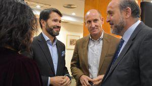 """Martínez Guijarro """"Tenemos un abanico de ayudas a la inversión que hace muy atractiva nuestra región para la implantación de empresas"""""""