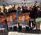 """Merino """"El PP sale a la calle con ilusión y el firme convencimiento de que Núñez será el próximo presidente de Castilla-La Mancha"""""""