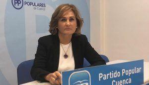 """Montserrat Martínez """"El PP no quiere 17 sistemas educativos, ni 17 cuerpos docentes diferentes"""""""