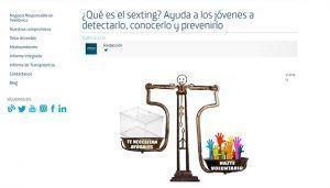 Movistar se suma al Día de Internet Segura con una campaña digital de sensibilización sobre sexting