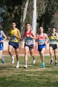 Multitudinaria e histórica representación del Club Atletismo Cuenca en el Nacional Escolar de Campo a Través