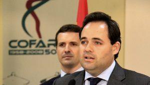 """Núñez """"Si Page no se retracta y pide perdón tras ofrecerse como testigo entre el Gobierno y los independentistas pediremos su dimisión"""""""