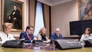 Núñez asegura que el PP va a trabajar para impedir el trasvase de inversiones que se van de Castilla-La Mancha a Cataluña por decisión de Page y Pedro Sánchez