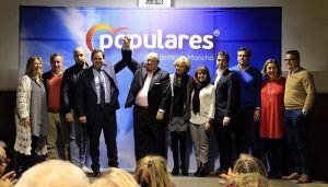 Núñez asegura que González revalidará la alcaldía de El Casar pues ha demostrado una excelente gestión al frente del Ayuntamiento