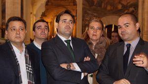 Núñez se compromete a impulsar y proteger la Semana Santa de Castilla-La Mancha para convertirla en un referente turístico y cultural nacional e internacional