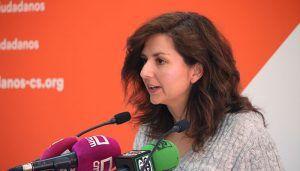 """Orlena de Miguel avisa """"La legislatura de Sánchez no solo está agotada si no que puede ser peligrosa para España y para C-LM"""""""