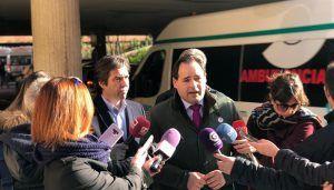 Paco Núñez pondrá fin al contrato 'precario' del transporte sanitario que sufren trabajadores y pacientes de Guadalalajara, Albacete y Ciudad Real