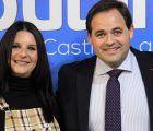 Paco Núñez presenta a Esther García como candidata a la alcaldía de Yebes