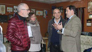 Paco Núñez se compromete a impulsar la cultura local de los pueblos de Castilla-La Mancha a través de los grupos de teatro amateur