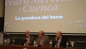 """Pesentado en Murcia el libro """"Pedro Mercedes y Cuenca. La grandeza del barro"""" de José Manuel López García"""