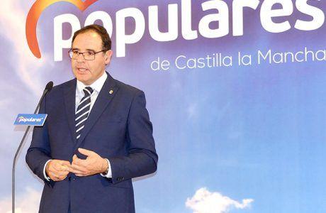 """Prieto """"Convertiremos el 28 de abril en una oportunidad histórica para consolidar el cambio en España con Pablo Casado"""""""