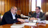 Prieto coincide con la Federación Intervegas en la importancia de proteger los suelos de alto valor agrológico