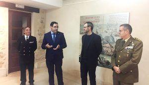 Prieto felicita al Ayuntamiento de Villaescusa de Haro y a la Subdelegación de Defensa por su apuesta por la difusión de nuestra historia militar