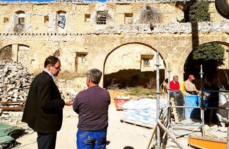 Prieto recrimina a la Junta la denegación de fondos comunitarios para el Centro Tecnológico de La Alcarria