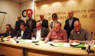 REDR, Recamder, APAG, CCOO y UGT se adhieren al 'Manifiesto de Sigüenza' contra la despoblación