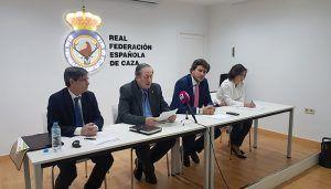 RFEC, RFEDETO, AA y FSA piden la retirada inmediata del borrador del Reglamento de Armas