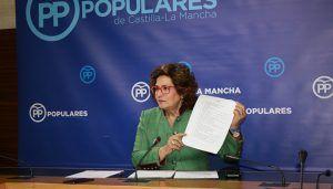 """Riolobos denuncia que Page, con su apoyo a Sánchez, """"apoya una nueva traición a España y Castilla-La Mancha"""""""