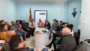 """Robisco """"El pacto de Casado y Núñez es con la sociedad, mientras que el de Sánchez y Page es con los que no quieren a España"""""""