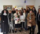Teófila de Francisco, homenajeada en Sigüenza por su centenario