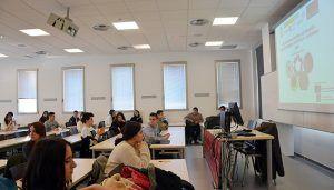 Un total de 80 estudiantes de Bachillerato disputan la XIV Olimpiada Regional de Biología en las facultades de Medicina de la UCLM