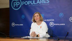 Valmaña pide a Page que, si quiere defender la unidad de España, permita el debate en las Cortes, acuda a la concentración y ponga sus diputados a disposición de una moción de censura