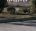 Yolanda Ramírez expresa su satisfacción por el arreglo y limpieza de la zona ajardinada de la Avenida de Los Arenales en El Casar