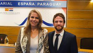 'Guadalajara Empresarial', presente en un encuentro con la ministra de Industria y Comercio de Paraguay, Luz Cramer