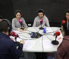 """""""El Ágora"""", nuevo programa de CMM radio elaborado por estudiantes de periodismo de Cuenca"""