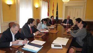 Acuerdo entre el Ministerio y los agentes sociales de Cuenca sobre la ubicación de las nuevas sedes