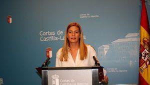 """Agudo denuncia la """"cara dura"""" política de Page por ser un cobarde ante Sánchez y no criticar sus pactos con los independentistas catalanes"""
