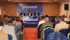 Agudo denuncia las trampas de Page en el primer día de campaña electoral utilizando el dinero de todos los castellano-manchegos