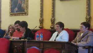 """Ahora Guadalajara lamenta la """"falta de sensibilidad"""" del equipo de Gobierno del PP con la Huelga Feminista"""