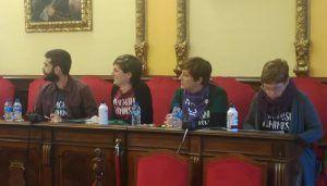 Ahora Guadalajara lamenta que Partido Popular y Ciudadanos se nieguen a apoyar la Huelga Feminista del 8 de marzo