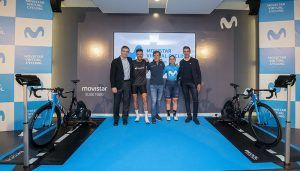 Arranca Movistar Virtual Cycling, una innovadora competición internacional de ciclismo virtual