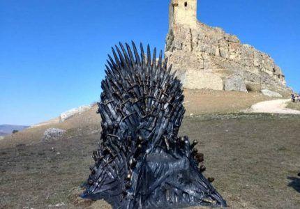 Atienza, una de las seis localizaciones elegidas pro HBO en todo el mundo para promocionar Juego de Tronos
