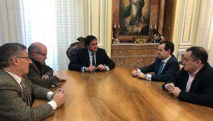 Ayuntamiento de Cuenca y Junta de Cofradías inician los preparativos de la Semana Santa 2019