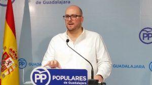 """Castillo: """"La resaca de la fiesta del despilfarro socialista habrá que pagarla entre todos los españoles"""""""