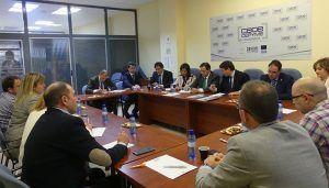CEOE-Cepyme Cuenca traslada a Paco Núñez sus propuestas para la provincia