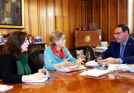Diputación de Cuenca ayudará a AFYEDALCU a extender algunos de sus servicios a otros puntos de la provincia